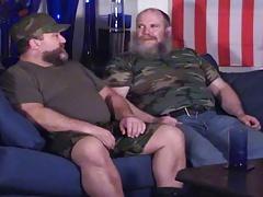 Military Revenge - Jim - GagBear - Grrowl