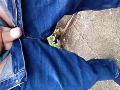 Garden wank