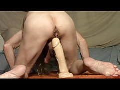 Fucking My Daddy ACF's Cock