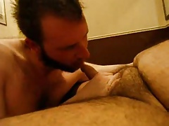 Danish Guys - A bear and his boy Part 1