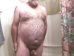 Jim's Bathroom Wank