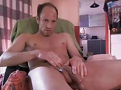 Str8 daddy oil on cam