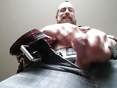 Str8 daddy dear cum
