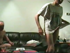 grandpa and younger have hot sex