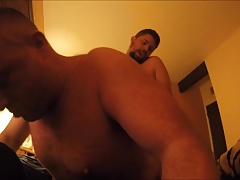 muscle bear bareback