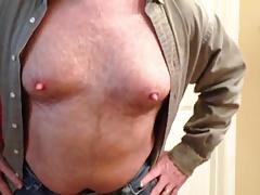 BamaBear Nipple play