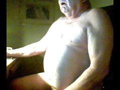 not daddy stroke and cum in cam