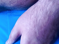 Older Dundee guy touching me up and get me ready for fucking