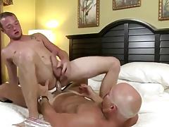 More black sox & garter sex