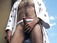Mature Hairy Daddy Solitude 2