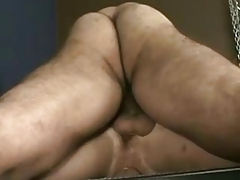 Muscle Daddies Table Fuck
