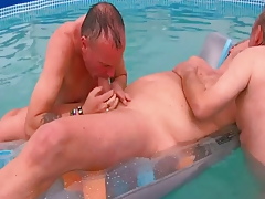 Daddies Summer Place(with sweet kiss)