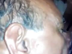 Abuelo panchito mamando