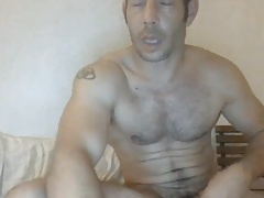 Rivieramaya shows his ass, dick and muscles cus I say so