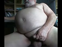 sexy grappa stroke on cam