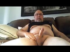 Daddy Bear Couch Cum