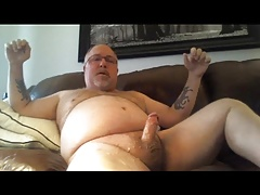 Daddy Bear Couch Cum