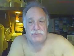 dad Cums on Cam 2