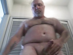 Daddy Strips and Cums