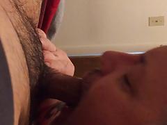 not daddy sucks my dick