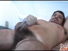 Nerdy asian twink Casper gets asshole popped not by daddy