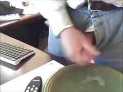 A plate of grandpa cum