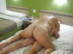 not dadDY FUCKS HIS FRIEND MATURE