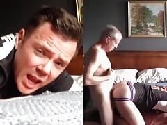 Grandpa wants my ass
