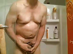 Daddies Webcam - Showertime 2