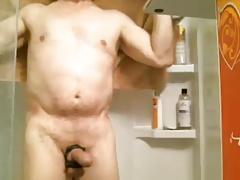 Daddies Webcam - Showertime 2