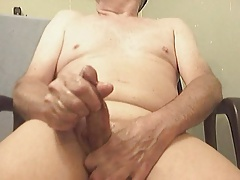 Senior strokes and cum