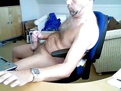 Daddy bear cumming 8