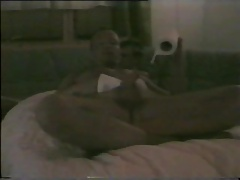 Norwegian not daddy get a massage - old clip