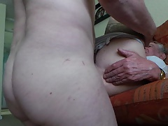 Danielle (Old 82 TV) & Rob - Deep Anal Fucking (Part 2)