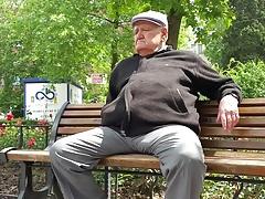 Olderman in Public-3