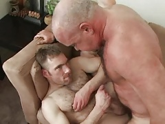 not daddy barebacks his boy