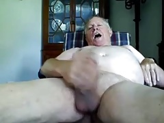 Daddy thick cock cum 2