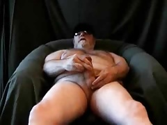daddy bear cumming hard