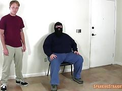 Sean's First Spanking