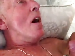cum facial and eat