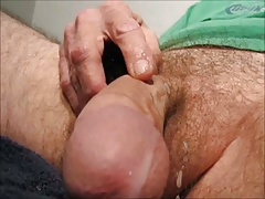 Amateur Jack and Cum 011
