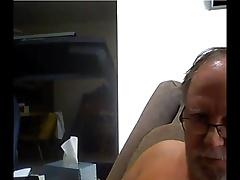 grandpa stroke on cam