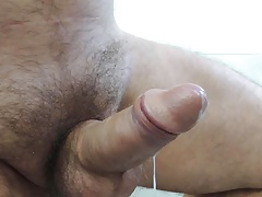 Cumming fucking my toy