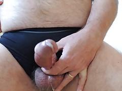 Mature Masturbating until Cum