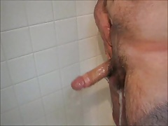 Soapy Jack and Cum