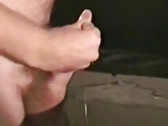 daddy cum fountain