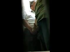 OLD MAN got Sucked