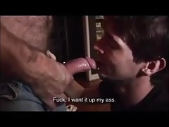 His not son wants his cum