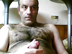 Hot hairy daddy