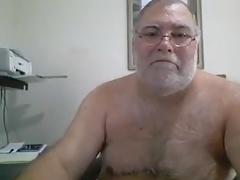 Beefy Bull Plays on Webcam